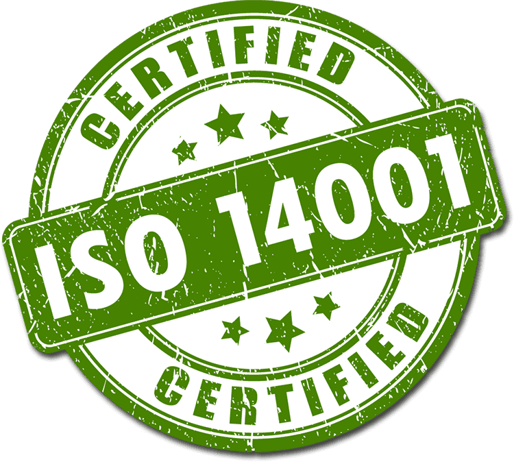 Exit Technologies is ISO 14001 certified.