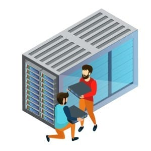 data center destruction and decommissioning information removal